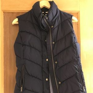 GAP Navy Blue Vest